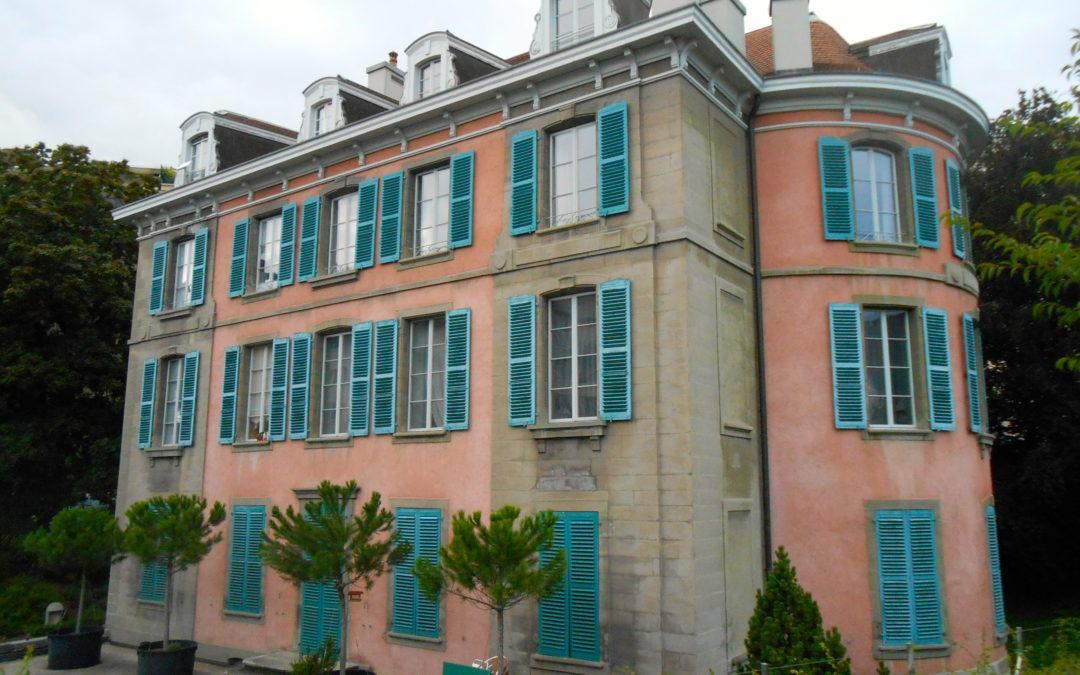 La Maison de Villamont