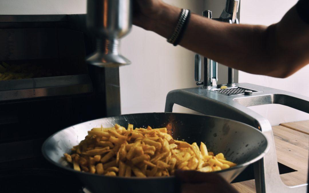 Frites Belga